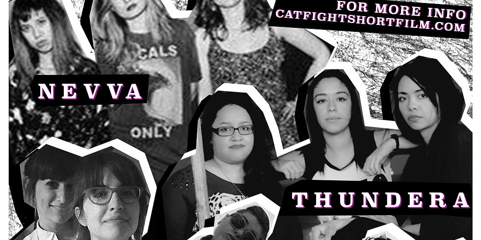 CATFIGHT CROWDFUNDING LAUNCH PARTY