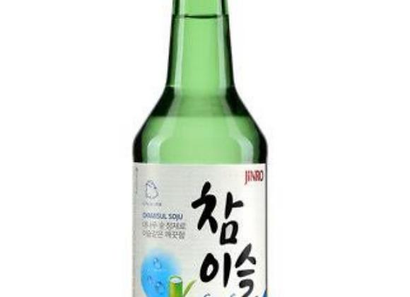 참이슬소주 Jinro Chamisul Soju 原味烧酒
