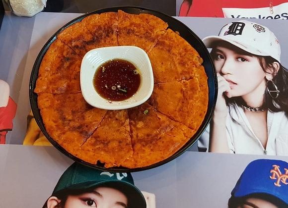 김치파전 Kimchi Pancake 泡菜煎饼