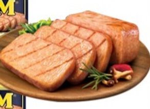 Luncheon Meat (Frozen and uncooked)