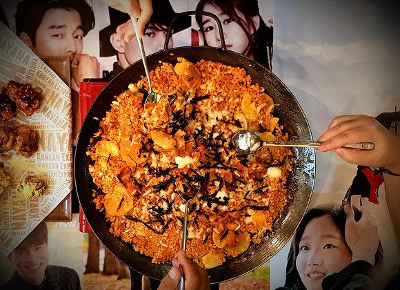 닭갈비 Hotplate Chicken Dakgalbi 铁板辣炒鸡排