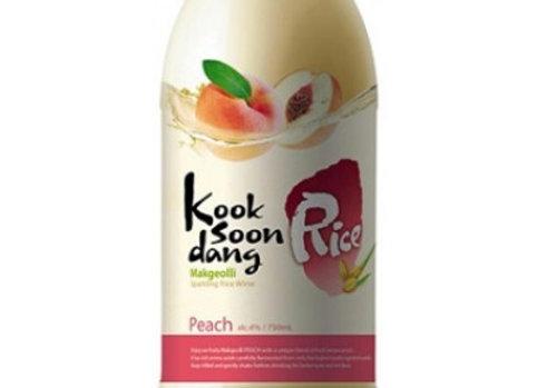 Peach Makkoli 桃子味馬格利