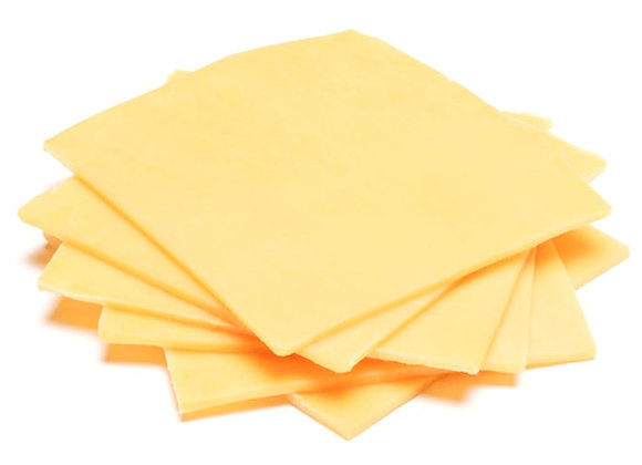 Slice cheese