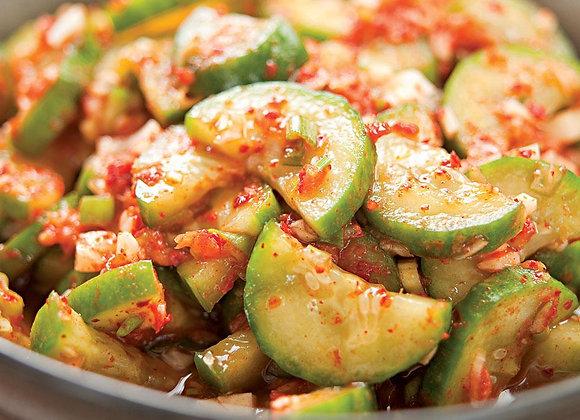 Cucumber Kimchi banchan