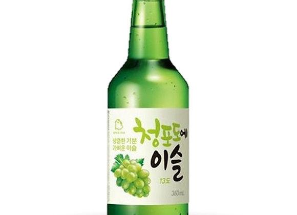 Grape soju 葡萄味烧酒