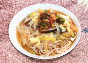 잔치국수 Korean Party Noodles 家常面线