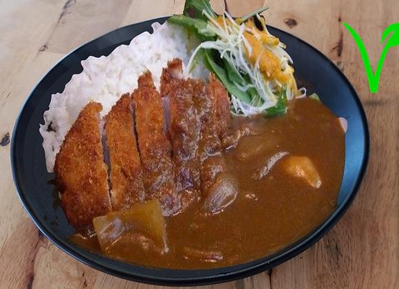돈가스카레라이스 Chicken Tonkatsu Curry Rice 咖喱鸡排饭