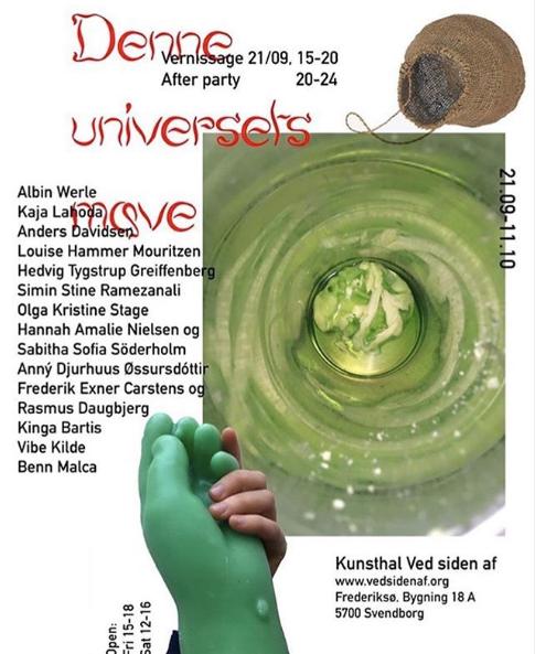 Denne Universets Mave