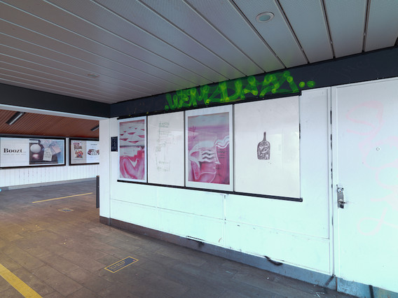 Sydhavn Station Installation