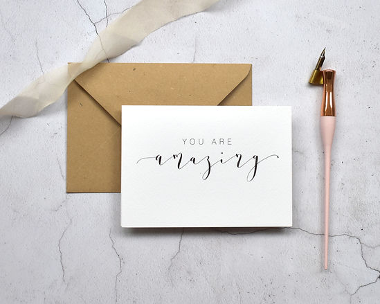 Inkscript-Studio-You-Are-calligraphy-gre