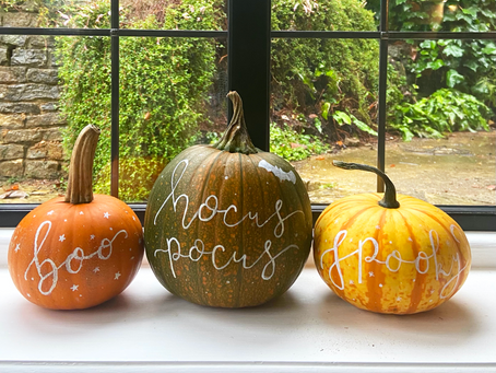 Spooky ways to decorate for Halloween