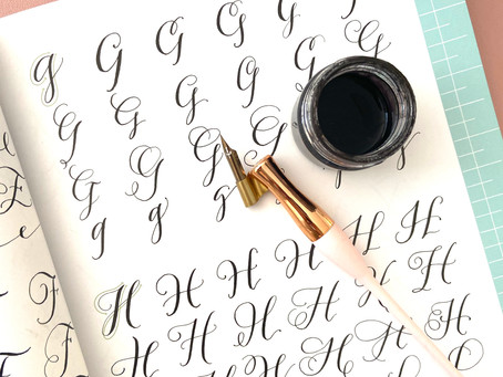 The best books for learning modern calligraphy