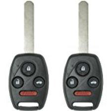 honda keys programmed