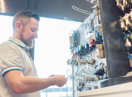 Commercial Locksmith in League City Texas