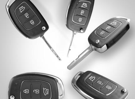 Car Keys & Key Fobs Programming