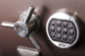 safe close-up, protection, security lock