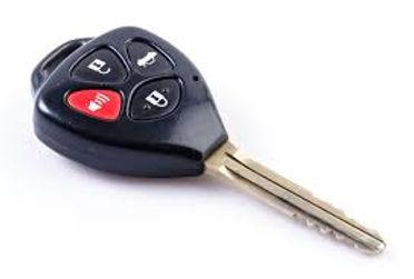 Remote Head Toyota car keys