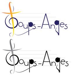 Logos loups-anges