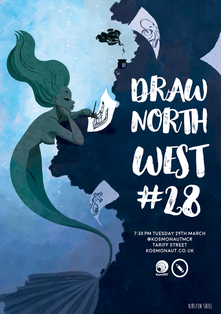 Draw North West Screen