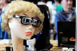 Home-made VR set