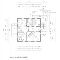 Wohnhaus Südtirol - EG