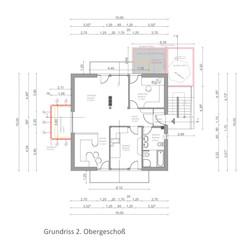 Wohnhaus Südtirol - 2.OG