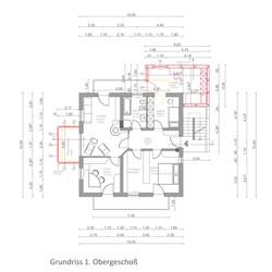 Wohnhaus Südtirol - 1.OG