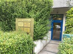 Entrée Cabinet St Thibault des Vignes