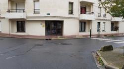 Entrée Centre pédiatrique Noisy Marne la Vallée