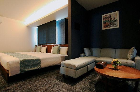 客室:302-1 ホテルグランドベース岡山駅前