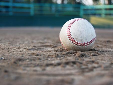 野球教室のWINの自己紹介