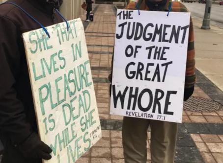 Beware of Dogs: The London Street Preachers