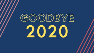 2020: The Goodbye We Need for Our Sanity