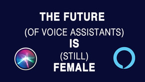 The Future (of Voice Assistants) is (Still) Female: Siri, Alexa, and Samantha from Spike Jonze's Her