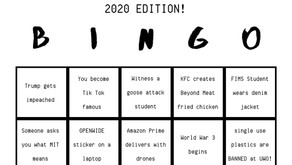 BINGO: 2020 Edition