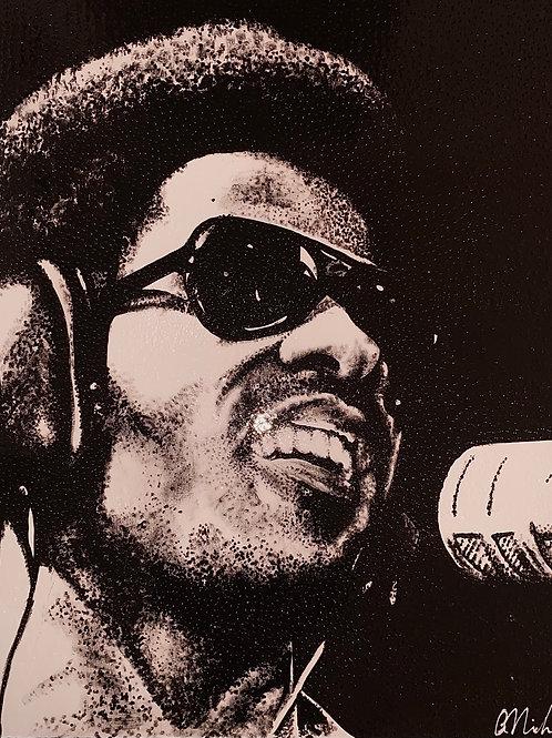 """""""Stevie's Fingertips"""" Original Art"""