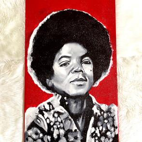 Michael Jackson Custom Art