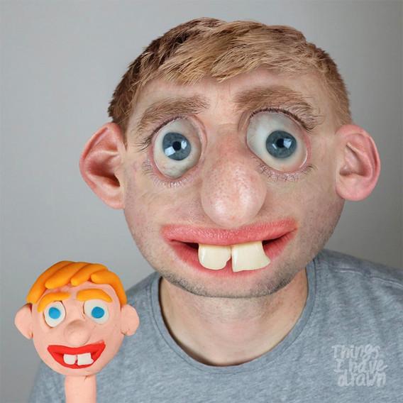 Play-Doh Guy
