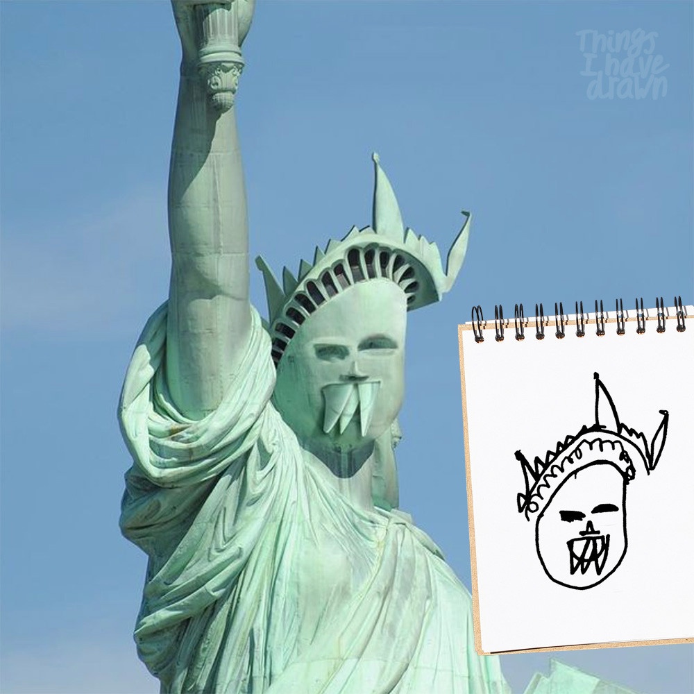 Statue of Liberty by Al