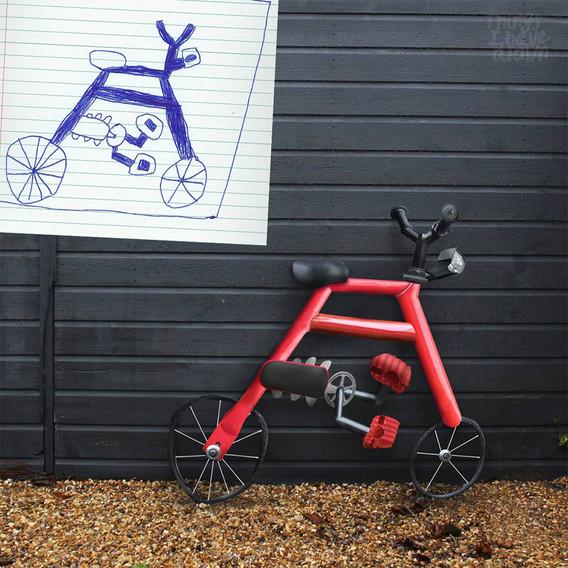 Bike by Dom