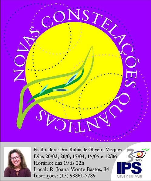 """Curso """"Constelações Quânticas!"""