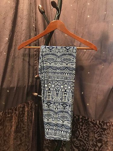 Blue Batik (Plus)
