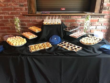 Corporate Dessert Table