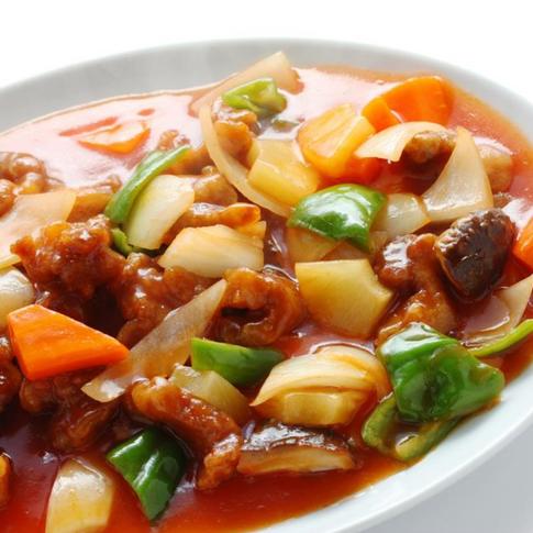 Chinese Stirfry  - Hunan Village Fortuna - Humboldt's Premier Chinese Restaurant