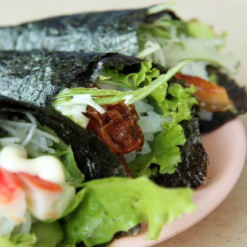 Japanese Hand Roll from Kome Sushi Fortuna