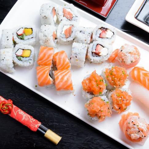Japanese Sushi Platter from Kome Sushi Fortuna