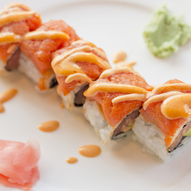 Spicy Mayo Sushi Roll from Kome Sushi Fortuna