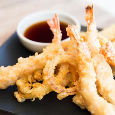 Japanese Shrimp Tempura from Kome Sushi Fortuna