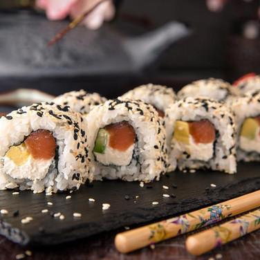 Philadelphia Sushi Roll from Kome Sushi Fortuna