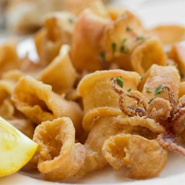 Calamari Appetizer from Kome Sushi Fortuna